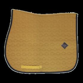 Kentucky Horsewear Schabracke Softshell Senfgelb