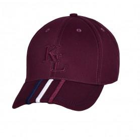 Kingsland Cap Unisex KLjaden Burgundy