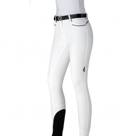 Equiline Damen Reithose GALAXYG FS21 Weiß