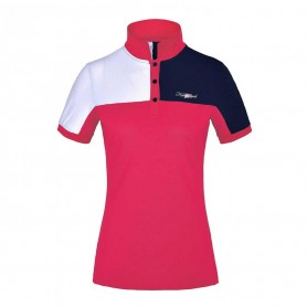 Kingsland Damen Poloshirt KLjaney Red Geranium