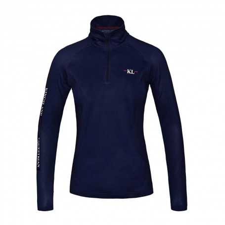 Kingsland Damen Trainingsshirt KLjanki Navy