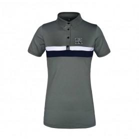 Kingsland Damen-Poloshirt KLlukina Green Agave