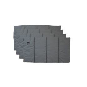 Kentucky Bandagenunterlagen Stall Grau