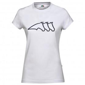Equiline Damen T-Shirt CELIAC Weiß