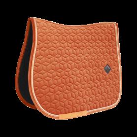 Kentucky Horsewear Schabracke Velvet Orange