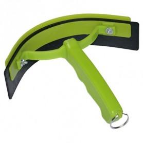 Harry's Horse Schweißmesser Plastik  Grün