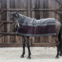Kentucky Horsewear Heavy Fleece Rug Fishbone - Grau