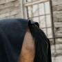 Kentucky Horsewear Heavy Fleece Rug - Schwarz