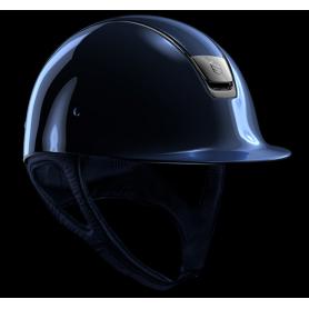 Samshield Helm Glossy Blau