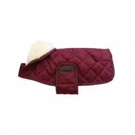 Kentucky Horsewear Hundemantel Bordeaux