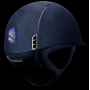 Samshield Helm Premium Blau mit Swarovski Logo