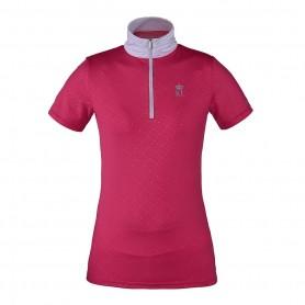 Kingsland Turniershirt Benissa Pink