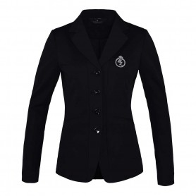 Kingsland Turnierjacket Pierlas Schwarz