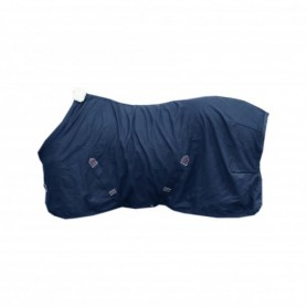 Kentucky Horsewear Cotton Sheet Blau