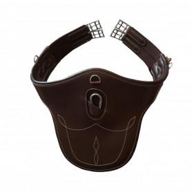 Kentucky Horsewear Stollengurt Braun