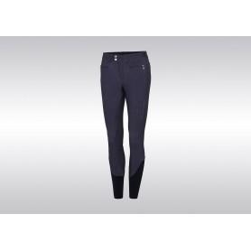 Samshield Reithose Diane Full Grip Blue Jeans