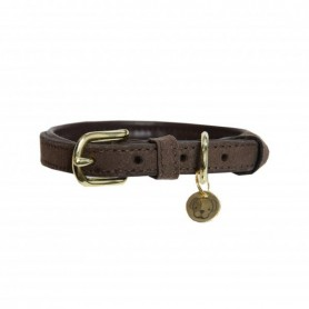 Kentucky Horsewear Hundehalsband Leather Velvet