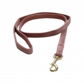 Kentucky Horsewear Hundeleine Velvet Rosé