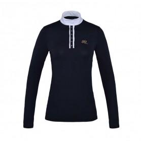 "Kingsland Damen-Turniershirt ""KLhuslia"" Navy"