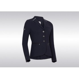 Samshield Turnierjacket Victorine Crystal Fabric Navy