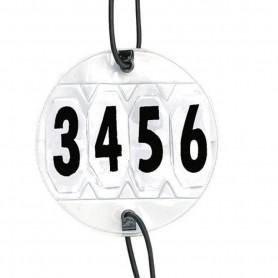 HKM Kopfnummer 4-stellig