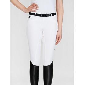Equiline Damen-Reithose mit X-Grip-Vollbesatz Cedar Weiß