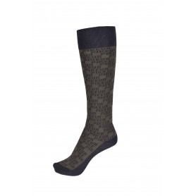 Pikeur Reitsocken All Over FS20 Olive