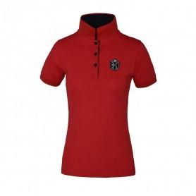 "Kingsland Funktions-Poloshirt ""KLagape"" Rot"