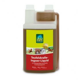 Lexa Teufelskralle-Ingwer-Liquid