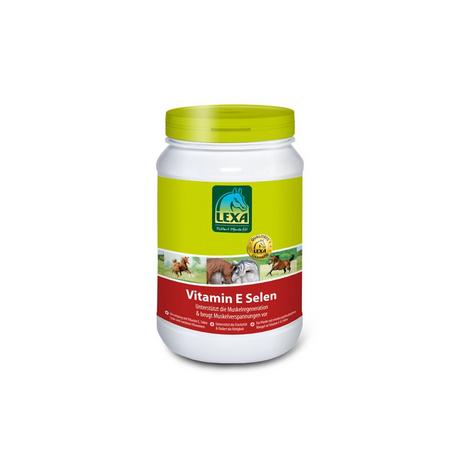 Lexa Vitamin E-Selen