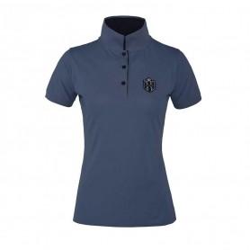 "Kingsland Funktions-Poloshirt ""KLagape"" Blau"