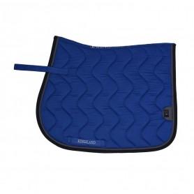 Kingsland Schabracke mit Coolmax KLcyan Blau