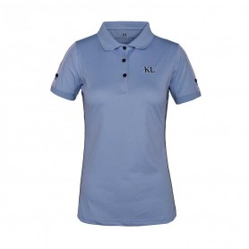Kingsland Damen-Funktions-Poloshirt KLuma Blue Kentucky