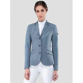 Equiline Damen Turniersakko X-Cool Stone Grey