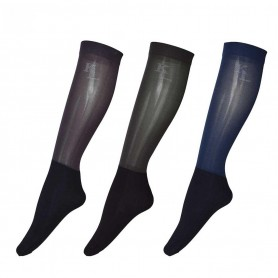 Kingsland Show Socks KLdex 3er-Pack (brown/grey/navy)