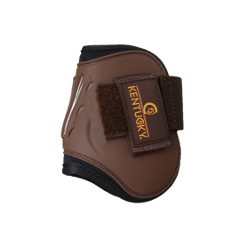 Kentucky Horsewear Air Fetlock Boots Braun