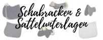 Schabracken und Sattelunterlagen