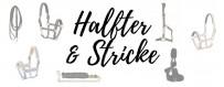 Halfter und Stricke
