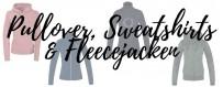 Pullover, Sweatshirts & Fleecejacken